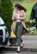 Brooke Vincent 'Coronation Street' on set 1