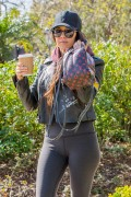 Kourtney Kardashian - At Sunlife Organics in Calabasas 2/22/17