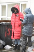 Brooke Vincent 'Coronation Street' on set 3