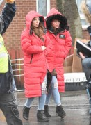 Brooke Vincent 'Coronation Street' on set 1