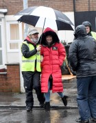 Brooke Vincent 'Coronation Street' on set 4