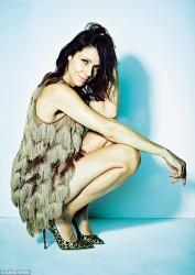 Julia Bradbury Daily Mail Photoshoot