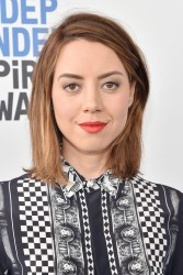 Aubrey Plaza - 2017 Film Independent Spirit Awards in Santa Monica 2/25/17