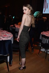 Lily-Rose Depp - the Sidaction Gala Dinner 2017 1/27/17
