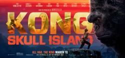Brie Larson -            Kong Skull Island (2017) Poster And Stills.