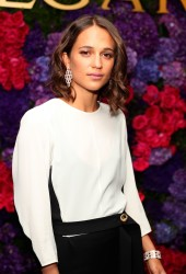 Alicia Vikander - Bulgari Pre-Oscar Celebration in Hollywood 2/25/17