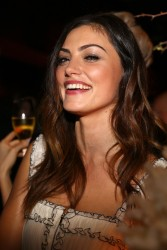 Phoebe Tonkin - Charles Finch and Chanel Pre-Oscar Awards Dinner in Beverly Hills 2/25/17