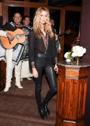Stella Maxwell - Charles Finch and Chanel Pre-Oscar Awards Dinner in Beverly Hills 2/25/17