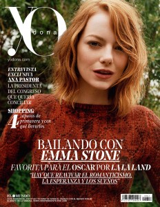 Emma Stone -                       Yo Dona Magazine (Spain) February 2017 Angelo Pennetta Photos.