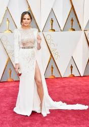 Chrissy Teigen - 89th Annual Academy Awards 2/26/17
