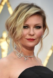 Kirsten Dunst - 89th Annual Academy Awards 2/26/17