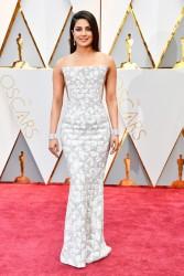 Priyanka Chopra - 89th Annual Academy Awards 2/26/17