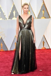 Charlize Theron - 89th Annual Academy Awards 2/26/17