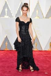 Alicia Vikander - 89th Annual Academy Awards 2/26/17