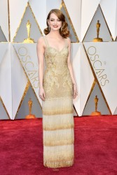 Emma Stone - 89th Annual Academy Awards 2/26/17