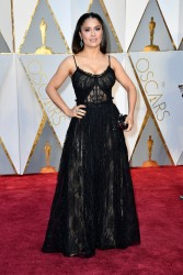 Salma Hayek - 89th Annual Academy Awards 2/26/17