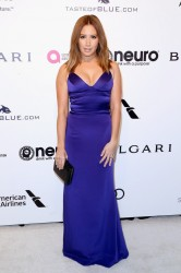 Ashley Tisdale - 25th Annual Elton John AIDS Foundation's Oscar Viewing Party in West Hollywood 2/26/17