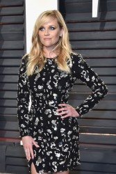 Reese Witherspoon - 2017 Vanity Fair Oscar Party Hosted By Graydon Carter 2/26/17