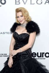 Renee Olstead - Elton John's 25th Aids Foundation Oscar Party 2/26/2017 +HQ ADDS