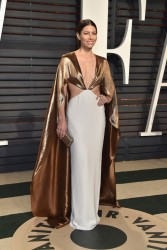 Jessica Biel - 2017 Vanity Fair Oscar Party 2/26/17