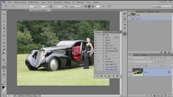 Кудесник скоростной обработки фотографий в фотошопе (2017) Видеокурс