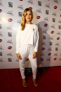 Genie Bouchard - WTA Players Party in Acapulco, Mexico - 02/26/2017
