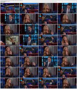 Connie Britton @ The Late Show with Stephen Colbert | February 27 2017