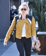 Hilary Duff - Out in West Hollywood 2/28/17