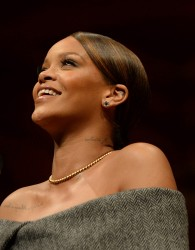 Rihanna - Receives Harvard Humanitarian Of The Year Award 2/28/17