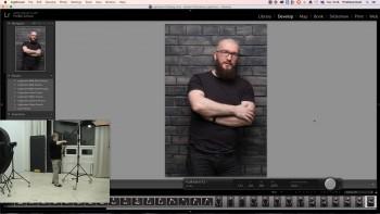 Основы съемки портретов. Научись работать с моделью (2017) Мастер-класс