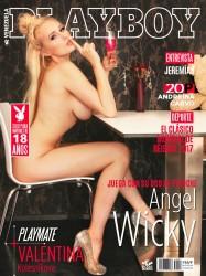Link to Angel Wicky – Playboy March 2017 (3-2017) Venezuela