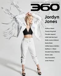 Jordyn Jones - 360 Magazine March 2017