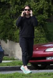 Jennifer Garner - Out in Santa Monica 3/2/17