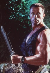 Хищник / Predator (Арнольд Шварценеггер / Arnold Schwarzenegger, 1987) F5d334536303860