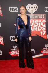Kelsea Ballerini - 2017 iHeartRadio Music Awards in LA 3/5/17