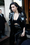 Bella Hadid - Out in Paris 3/5/17