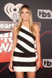 Heidi Klum - 2017 iHeartRadio Music Awards in LA 3/5/17