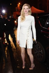 Lara Stone attend the 'L'Oreal Paris 3