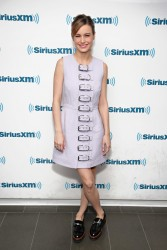 Brie Larson - SiriusXM's 'Town Hall' With The Cast Of 'Kong: Skull Island' in NYC 3/6/17
