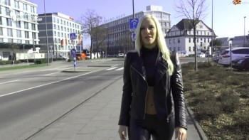 [MyDirtyHobby.com] Lara-CumKitten (USER Fickdate spontaneous - Leggings Fickstück drags user from the road / Mar 05, 2017) [2017 г., amateur, blonde, blowjob, cumshot, cunnilingus, doggy style, facial, latex, medium natural tits, 720p]