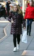 Dakota Fanning - out shopping in New York City March 2, 2017