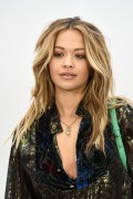Rita Ora - Chanel Fall 2017 Fashion Show in Paris 3/7/17