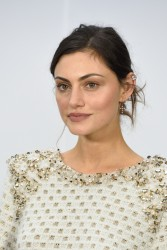 Phoebe Tonkin - Arriving to the Chanel Autumn/Winter 2017 Fashion Show in Paris 3/7/17