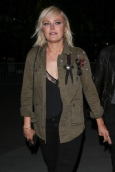 Malin Akerman - At the Staples Center in LA 3/7/17
