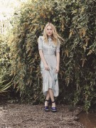 Dakota Fanning | Jimmy Choo Spring/Summer Photoshoot March 2017 | 18 pics