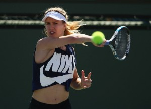 Genie Bouchard - at BNP Paribas Open in Indian Wells, California - 03/08/2017