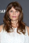 Helena Christensen -          Metrograph Theater 1st Year Anniversary Party at The Metrograph New York City March 8th 2017.