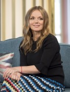 Geri Halliwell -                   	''This Morning'' Show London March 9th 2017.
