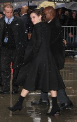 Emma Watson - At 'Good Morning America' in New York City 3/10/17