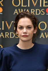Ruth Wilson -                The Olivier Awards Nominees Luncheon London March 10th 2017.